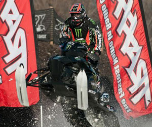 Tucker Hibbert ERX Snocross National