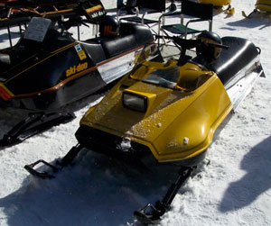 Snowmobiles Switched At Birth Snowmobile Com