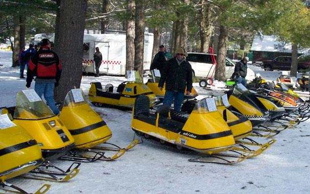 vintage ski doo racing eBay