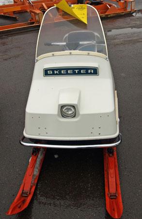 1970 Evinrude Skeeter