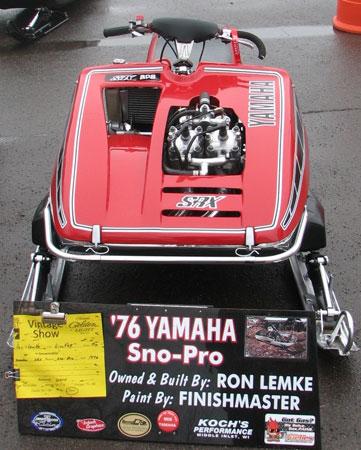 Vintage Yamaha SRX