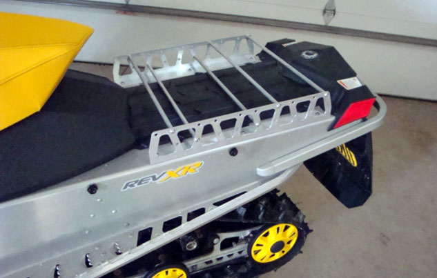 Vortech Snowmobile Rack