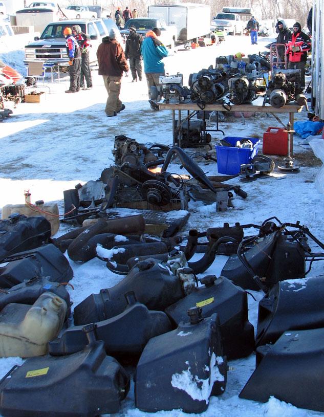 Waconia Snowmobile Swap Meet