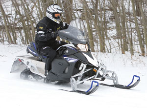 Have We Seen the Future of Snowmobiles?
