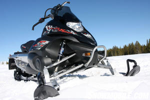 2011 Yamaha FX Nytro MTX SE 153 Review
