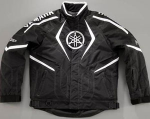 Yamaha has partnered with top aftermarket companies like FXR to create special gear like the new Torque jacket by FXR.