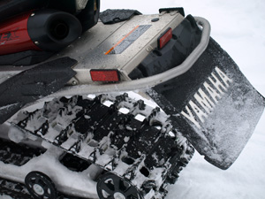Gripping New Snowmobile Track Technologies