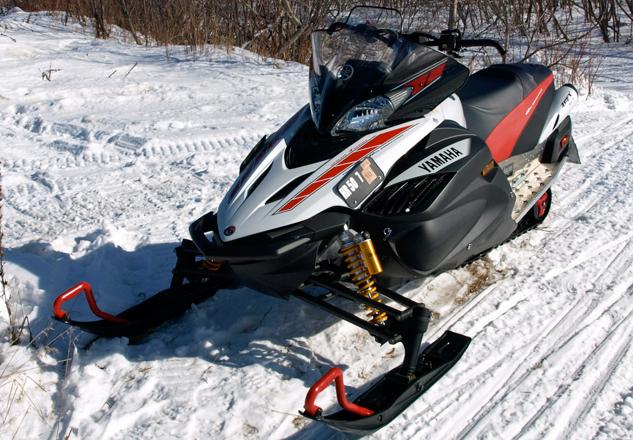 New gimmicks gadgets gizmos on 2016 snowmobiles for New yamaha snowmobile
