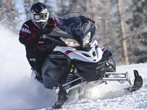 Yamaha Snowmobile Gear