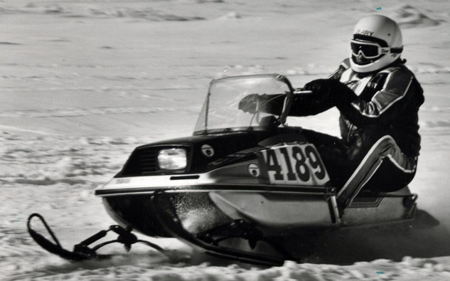 Yamaha Enticer 300 Racing