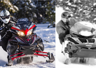 Now & Then: Yamaha's Historic Fours - Snowmobile com
