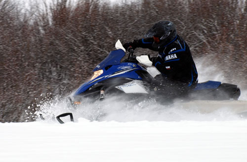 Yamaha Nytro Action