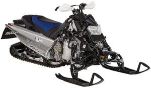 Yamaha FX Nytro MPI Supercharger