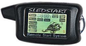 SledStart Remote Start System