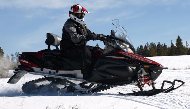 Yamaha Trail Rider