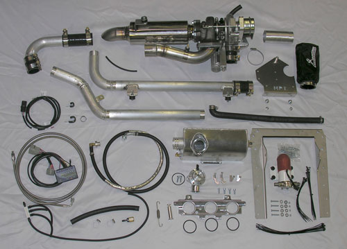 Mountain Performance Turbo Kit