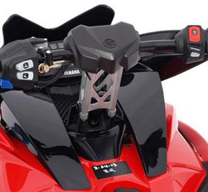 Yamaha Viper Controls