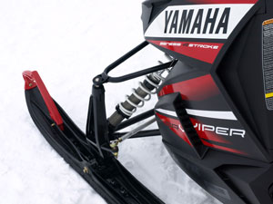 Yamaha Viper Front Suspension