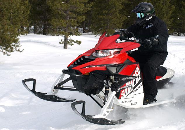 Yamaha Viper Trail Turbo Kit