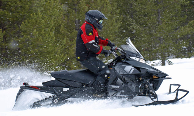 Yamaha Viper Trail Action