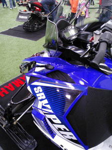 Yamaha Viper Wrap Option