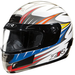 Z1R Strike Blitz Snow Youth Helmet comes in white or black and has special ear pockets to accommodate audio or communication speakers. (Courtesy of Z1R Helmets)