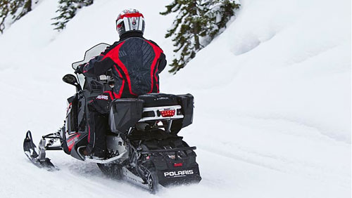 2012 Polaris Early Release Snowmobiles Unveiled
