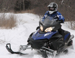 Yamaha may have been the last full-scale snowmobile manufacturer to join the industry, but it has been innovative with performance 4-strokes, underseat exhaust and power steering.