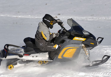 2008 Ski-Doo Freestyle Backcountry