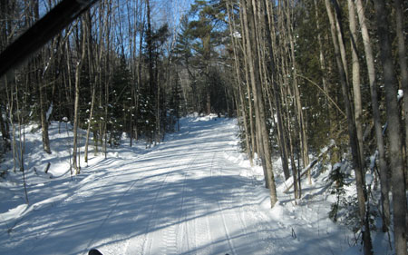 Open trails await in Ontario!