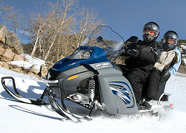 2009 Ski-Doo Legend Touring Review - Snowmobile com