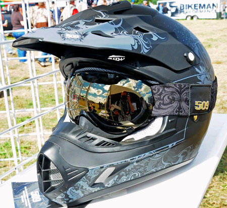 A total re-think of the snowmobile goggle, the 509 Aviator Goggle is loaded with new features and looks amazing.