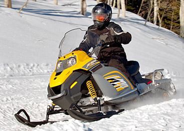2008 Ski Doo Scandic Tundra