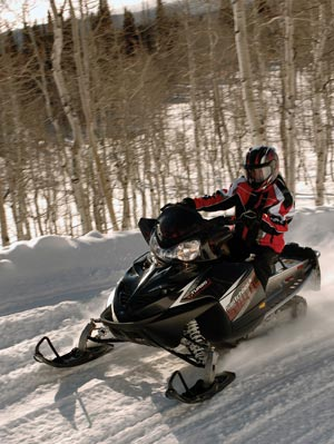 This season's Polaris Adventure Tours include rides in historic West Yellowstone as well as a scenic tour of Idaho's Silver Valley ghost towns.