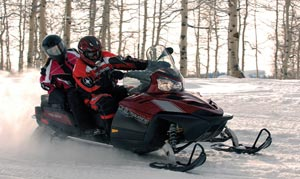Sign up for one of the 2008 five Polaris Adventure Tours and enjoy the added benefits of your hosts two decades of snowmobile tour planning experience.