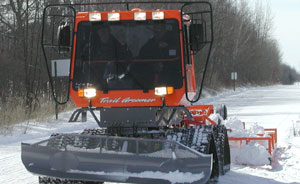 Most snowmobilers rarely think about the trail groomer operator unless he hasn't been out on the trail. But who's going to replace today's legion of operators in the future? No trails means no sport!