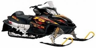 2004 Arctic Cat F6 Firecat™ EFI