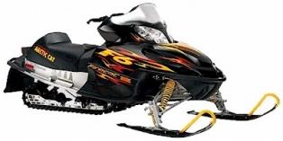 2004 Arctic Cat F6 Firecat™ Sno Pro