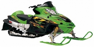 2004 Arctic Cat F7 Firecat™