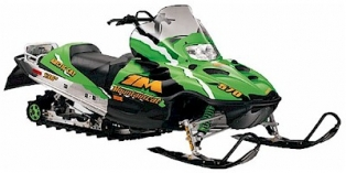 2004 Arctic Cat Mountain Cat® 570 1M