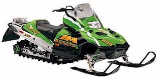 2004 Arctic Cat Mountain Cat® 600 1M EFI