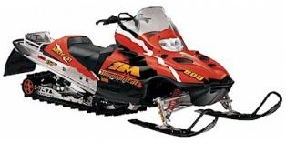 2004 Arctic Cat Mountain Cat® 800 1M EFI 151