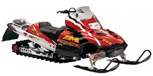 2004 Arctic Cat Mountain Cat® 900 1M EFI 159