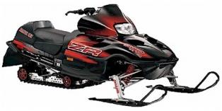 2004 Arctic Cat ZR® 900 Sno Pro