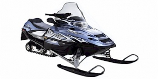 2004 Polaris Classic 550