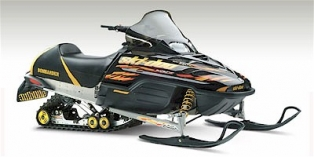 2004 Ski-Doo MX Z Fan 380