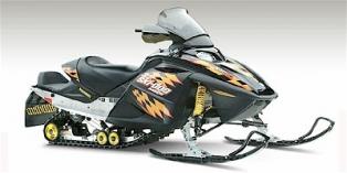 2004 Ski-Doo MX Z Trail 600 H.O.