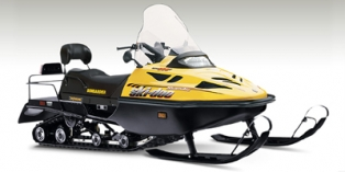 2004 Ski-Doo Skandic® SWT 550