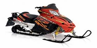 2005 Arctic Cat F7 Firecat™ EFI EXT
