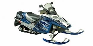 2005 Ski-Doo GSX Limited 600 H.O. SDI